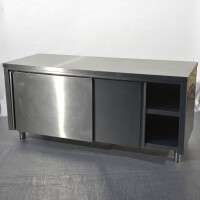 banco acciaio Inox 1