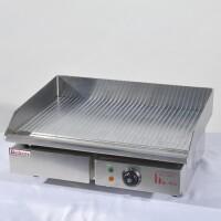 fry top rigato elettrico 220V 1
