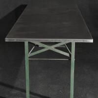 tavolo acciaio cm 220x70