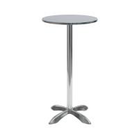 tavolo winebar in alluminio