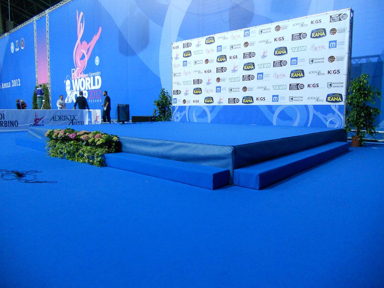 Coppa del mondo di Ginnastica Ritmica 2012