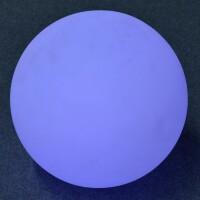 Ball luminosa autoalimentata