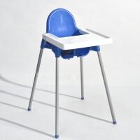 seggiolone blu